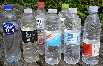 drikkevandsflasker 350
